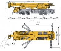 Автокран XCMG XCT80_S