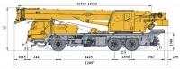 Автокран XCMG XCT25L5_S