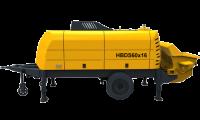 Стационарный бетононасос HBDS60x16