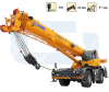 Короткобазный кран XCMG XCR55L5_S